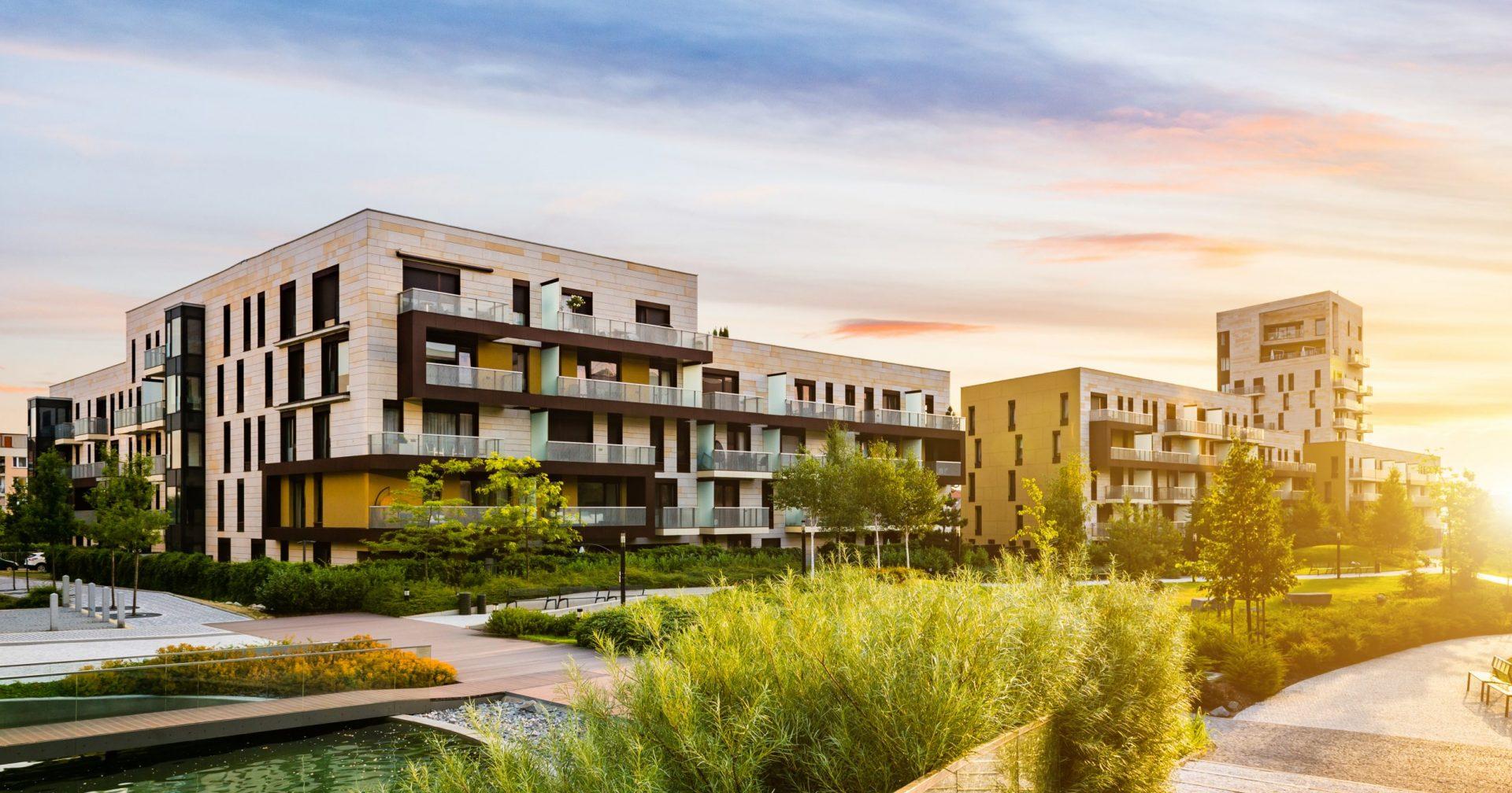Immobilier Neuf Bordeaux | Eco Quartier Ginko
